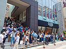 天神の2015年 九州初出店ラッシュ、外国人観光客へおもてなし強化も