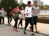 イムズ、新たな販促支援へ 天神にジョギングサークルと手芸部が発足