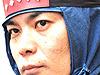 天神に「サラ忍マン」参上 忍者頭巾にスーツ姿…その正体は?