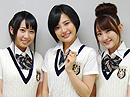 HKT48、天神で劇場公演がスタート 兒玉遥さん、植木南央さん、上野遥さん独占インタビュー